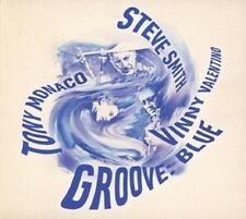 STEVE/MONACO,TONY/VALENTINO,VINNY SMITH - GROOVE BLUE  CD NEU