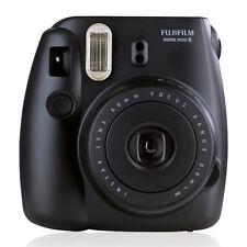 Fujifilm Instax Mini 8 schwarz Instant Kamera Sofortbildkamera (62 x 46mm)