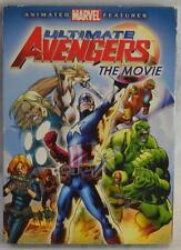 Ultimate Avengers: The Movie (DVD, 2006) FREE SHIPPING!