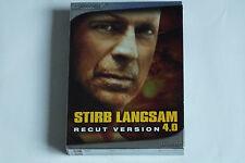 Stirb langsam 4.0 - Recut - Century3 Cinedition - (Bruce Willis...) 4xDVD BOX