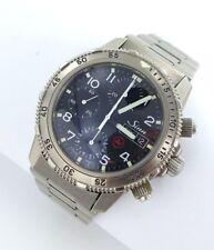Sinn 203 AR Titan Chronograph Mens Watch Automatic Dive Watch