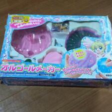 Pichi Pichi Pitch Music Box Maker Mermaid Melody JAPAN TAKARA Used Very rare