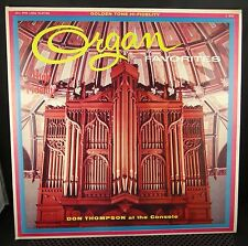 Organ Favorites (Golden Tone 14010 Stereo) Don Thompson at the Console