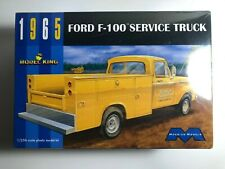 Model King #1235 1965 FORD F-100 SERVICE TRUCK