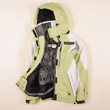 Spyder Damen Jacke Jacket Skijacke Gr.38 X-Static Dermizax-EV Mehrfarbig 85286
