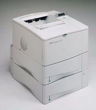 HP LaserJet 4100dtn A4 Network Duplex Mono Laser Printer C8052A 4100 V2G