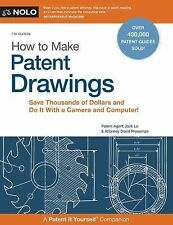 How to Make Patent Drawings : A Patent It Yourself Companion by Jack Lo and...
