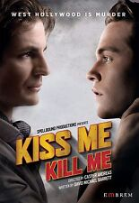 Kiss Me Kill Me Movie, DVD, Factory Sealed, New