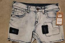 NWT True Religion Girls Audrey Shorts, Size 10