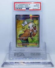 Pokemon BOUNDARIES CROSSED FULL ART BIANCA #147/149 HOLO FOIL PSA 10 GEM MINT #*