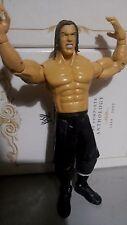 WWE PAUL LONDRA JAKKS PACIFIC PERSONAGGIO 2005 WWF Wrestling BLACK TIGHTS