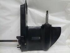 1973 MERCURY 65HP 3-CYL LONG LOWER UNIT GEARCASE 1643-4931A8 MOTOR OUTBOARD