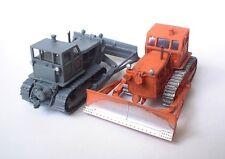 ICAR 1/87-H0 ChTZ T100 Seil-Planierraupe – Bausatz