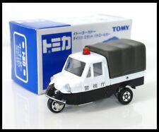 TOMICA DAIHATSU MIDGET TRUCK POLICE CAR 1/50 TOMY DIECAST CAR