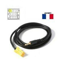 Cable adaptateur interface MP3 IPHONE autoradio FIAT LANCIA ALFA ROMEO 6 PIN