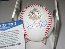 ADALBERTO RAUL MONDESI Signed Official 2015 WORLD SERIES Baseball w/ Beckett COA