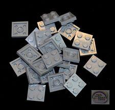 LEGO - 3-Buck Bag - 2x2 Plate - 25-pcs - LBG - New - (Brick, Tile)