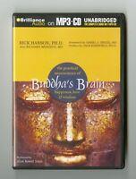 Buddha's Brain: The Practical Neuroscience of Happiness, Love & Wisdom MP3CD