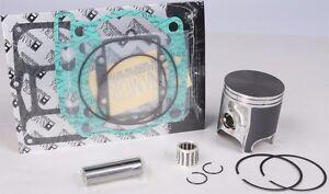 1998 Suzuki RM250 Namura Top End Rebuild Piston Kit Rings Gaskets Bearing '98 A