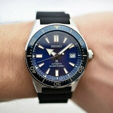 Seiko Japan Made 62MAS Reissue Blue Dial 200M Diver's Men's Watch