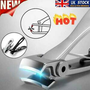 Extra Large Toe Nail Clippers  For Thick Nails Heavy Duty Professional UK Stock