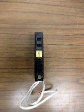 Square D 25 Amp Qo Single-Pole Gfci Breaker