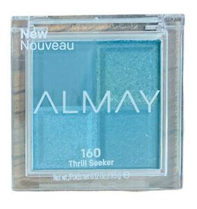 Almay Eyeshadow Thrill Seeker 160 0.12 oz 4 Color Quad