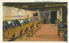 TICONDEROGA NY – Fort Ticonderoga Mess Hall