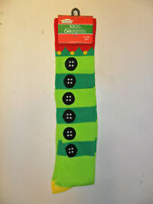 CHRISTMAS HOUSE Women's Crew Socks - GRN - Size 9-11 - NWT