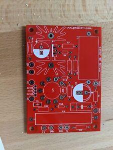 DIY PCB - Single-ended tube amp driver PCB