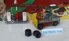 6 pneus GRUE SALEV Dinky Toys