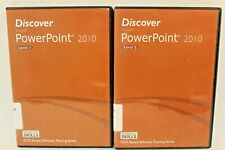 Discover Microsoft PowerPoint 2010. Level s I & Ii (2010)