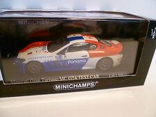 MASERATI GRAN TURISMO MC GT4 TEST CAR TROPHEO de 2010 : MINICHAMPS ~  NEUF