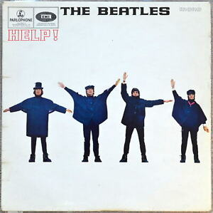 The Beatles - Help! 1965 Mono First Press