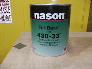 Nason Ful-Base One Gallon Toner Tint 430-33 Sparkle Aluminum