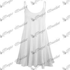 Vestiti da donna bianchi con spalline taglia L