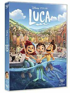 Luca Disney Dvd Originale Da Collezione Sigillato Italiano Nuovo Cartone Animato