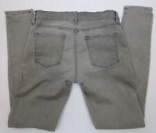 Frame Denim Gray Le Skinny de Jeanne Jeans Size 27