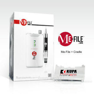 Kupa Me-File Portable Nail Drill Machine FREE CRADLE