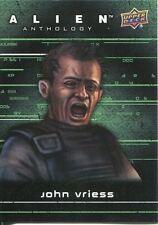Alien Anthology Character Bios Chase Card CB-JV John Vriess