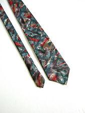 QUALITY CASUALS  Cravatta Tie NUOVA NEW Originale MADE IN ENGLAND