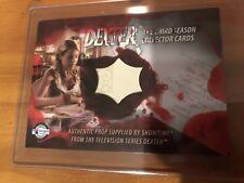 Dexter Season 3 Wedding Invitation Prop Card Variation Rare D3-P5