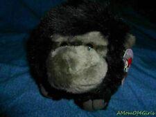 SWIBCO PUFFKIN STUFF ANIMAL PLUSH TOY MAX THE GORILLA WITH HIS HANGTAG