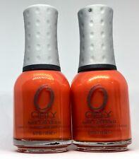 Orly Nail Polish ORANGE SORBET 40658