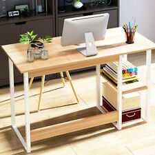 100CM Home Office Computer PC Desk Table Wood Writing Gaming Study Workstation