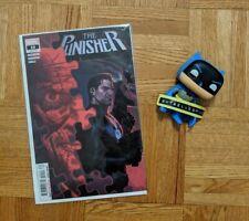 PUNISHER VOL 11 #10 Regular Cover A Jigsaw Marvel Comics 2019 NM
