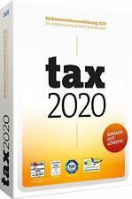 Buhl Data | tax 2020 - für Ihre Steuererklärung 2019
