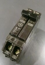 """GE General Electric 40 Amp Circuit Breakers 1"""" wide THQP240 2 pole"""