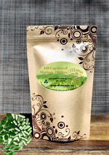 Natural Detox Moringa Veggie Capsules 1 x 100 in bag =Nutrition & Vitamin Boost