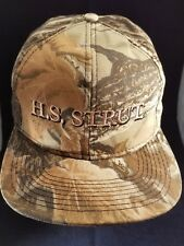 Hunter Specialties NEW H.S. Strut Snap Back Camouflage Hat Camo Baseball Cap Hat